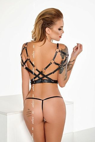 Harness 11 Black, mes_harness 11 black, me seduce, Польша