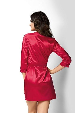 Venus dressing gown Red, don_venus dressing gown red, donna, Польша