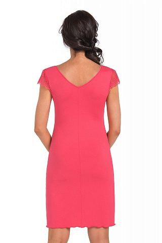 Hana nightdress Coral, don_hana nightdress coral, donna, Польша