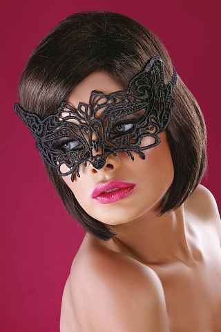 LC 13013 mask model 13 Black, livco_lc 13013 mask model 13 black, livco corsetti fashion, Польша