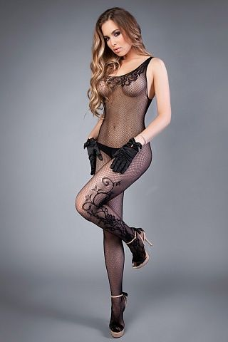 04525 bodystocking, lef_04525 bodystocking, le frivole, КНР