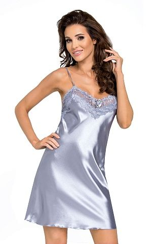 Eva nightdress Silver, don_eva nightdress silver, donna, Польша