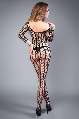 04514 bodystocking, lef_04514 bodystocking, le frivole, КНР