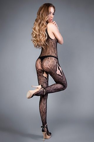 04524 bodystocking, lef_04524 bodystocking, le frivole, КНР