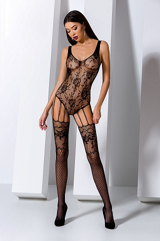 BS 074 Black, pas_bs 074 black, passion erotic line, Польша
