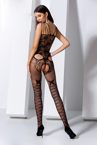 BS 076 Black, pas_bs 076 black, passion erotic line, Польша