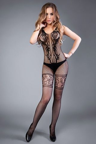 04527 bodystocking, lef_04527 bodystocking, le frivole, КНР