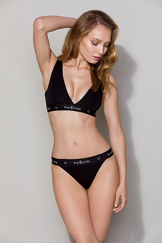 PS015 top Black, pas_ps015 top black, passion lingerie, Польша