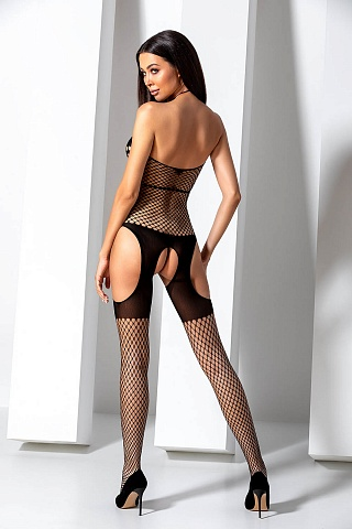 BS 079 Black, pas_bs 079 black, passion erotic line, Польша
