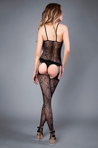 04528 bodystocking, lef_04528 bodystocking, le frivole, КНР