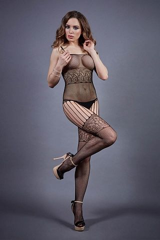 04923 bodystocking, lef_04923 bodystocking, le frivole, КНР