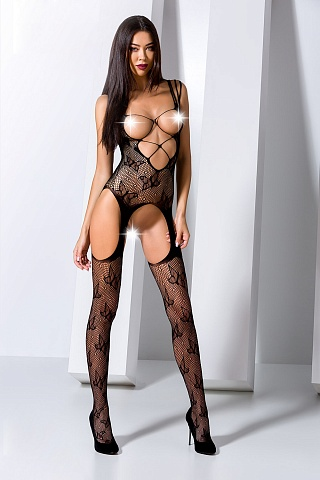 BS 075 Black, pas_bs 075 black, passion erotic line, Польша