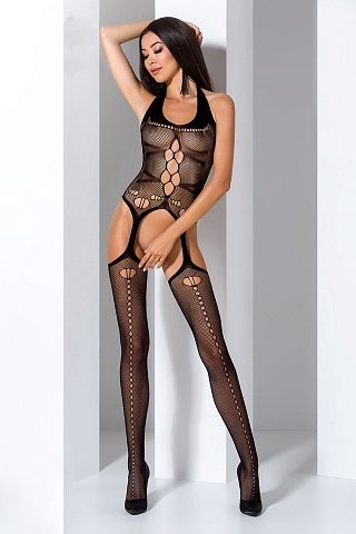 BS 059 Black, pas_bs 059 black, passion erotic line, Польша