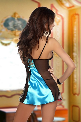 Michele chemise Turquoise, bn_michele chemise turquoise, beauty night, Польша