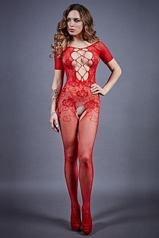 04918 bodystocking, lef_04918 bodystocking, le frivole, КНР