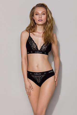 PS001 top Black, pas_ps001 top black, passion lingerie, Польша