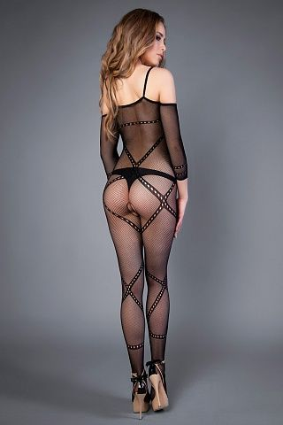 04526 bodystocking, lef_04526 bodystocking, le frivole, КНР